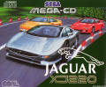 Jaguar XJ220 SEGA CD Front Cover