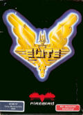 Elite Atari ST Front Cover