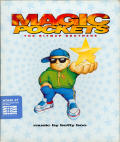 Magic Pockets Atari ST Front Cover