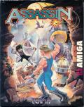 Assassin Amiga Front Cover