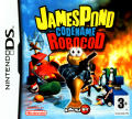 James Pond 2: Codename: RoboCod Nintendo DS Front Cover