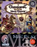 Conquest of the New World Macintosh Front Cover