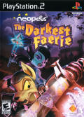 Neopets: The Darkest Faerie PlayStation 2 Front Cover