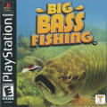 Big Bass Fishing PlayStation Front Cover