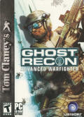 Tom Clancy's Ghost Recon: Advanced Warfighter Windows Front Cover