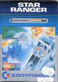 Star Ranger Commodore 64 Front Cover