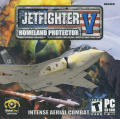 JetFighter V: Homeland Protector Windows Front Cover