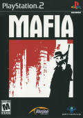 Mafia PlayStation 2 Front Cover