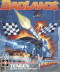 Badlands Amiga Front Cover