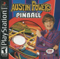 Austin Powers Pinball PlayStation Front Cover