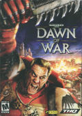 Warhammer 40,000: Dawn of War Windows Front Cover