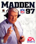Madden NFL 97 DOS Front Cover