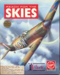 Reach for the Skies Amiga Front Cover