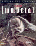 The Immortal Amiga Front Cover
