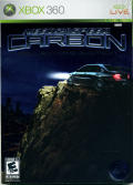 Need for Speed: Carbon (Collector's Edition) Xbox 360 Front Cover