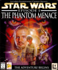 Star Wars: Episode I - The Phantom Menace Windows Front Cover