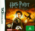 Harry Potter and the Goblet of Fire Nintendo DS Front Cover