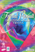 Trivial Pursuit: Millennium Edition Windows Front Cover
