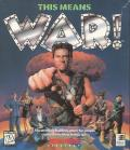 This Means War! Windows 3.x Front Cover