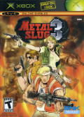 Metal Slug 3 Xbox Front Cover