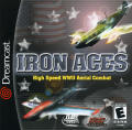 Iron Aces Dreamcast Front Cover