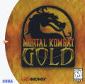 Mortal Kombat Gold Dreamcast Front Cover