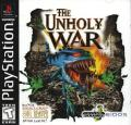 The Unholy War PlayStation Front Cover