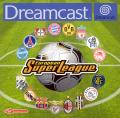 European Super League Dreamcast Front Cover