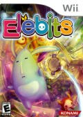 Elebits Wii Front Cover