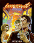 Innocent Until Caught Amiga Front Cover
