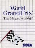 World Grand Prix SEGA Master System Front Cover