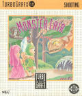 Wonder Boy III: Monster Lair TurboGrafx CD Front Cover The front of the outer cardboard box.