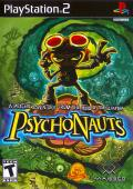 Psychonauts PlayStation 2 Front Cover