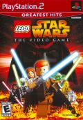 LEGO Star Wars: The Video Game PlayStation 2 Front Cover
