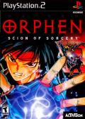 Orphen: Scion of Sorcery PlayStation 2 Front Cover