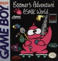 Boomer's Adventure in ASMIK World Game Boy Front Cover