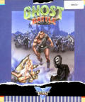 Ghost Battle Amiga Front Cover