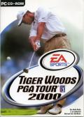 Tiger Woods PGA Tour 2000 Windows Front Cover
