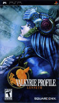 Valkyrie Profile: Lenneth PSP Front Cover