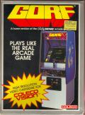 Gorf ColecoVision Front Cover