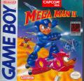 Mega Man II Game Boy Front Cover