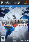 Conflict: Global Terror PlayStation 2 Front Cover