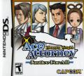 Phoenix Wright: Ace Attorney - Justice for All Nintendo DS Front Cover