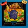 Demon Blue DOS Front Cover