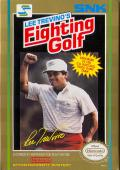 Lee Trevino's Fighting Golf NES Front Cover