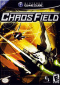 Chaos Field GameCube Front Cover