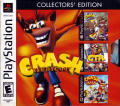 Collectors' Edition: Crash Bandicoot: Warped / Crash Team Racing / Crash Bash PlayStation Front Cover