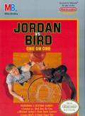 Jordan vs Bird: One on One NES Front Cover
