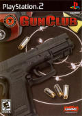 NRA Gun Club PlayStation 2 Front Cover