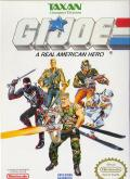G.I. Joe: A Real American Hero NES Front Cover